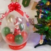 Elf Arrival Christmas Balloon