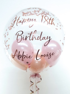 Design your own personalised balloon
