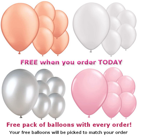11 inch latex balloons