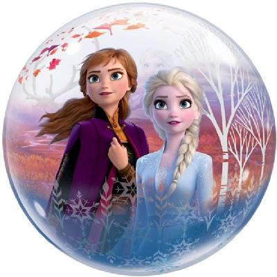 Frozen 2 bubble balloon