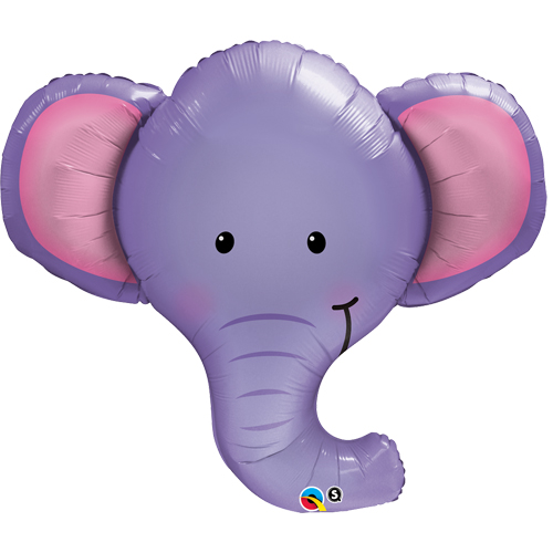 Elephant balloon supershape animal