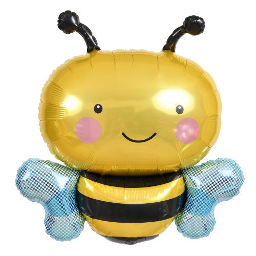 Bumble bee balloon supershape animal