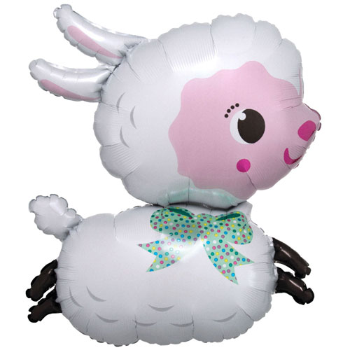 Sheep balloon supershape animal