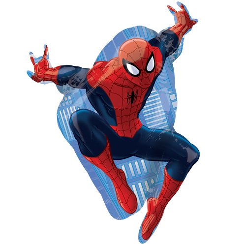 Spiderman supershape balloon