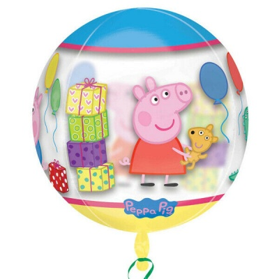 Peppa Pig Orbz Balloon